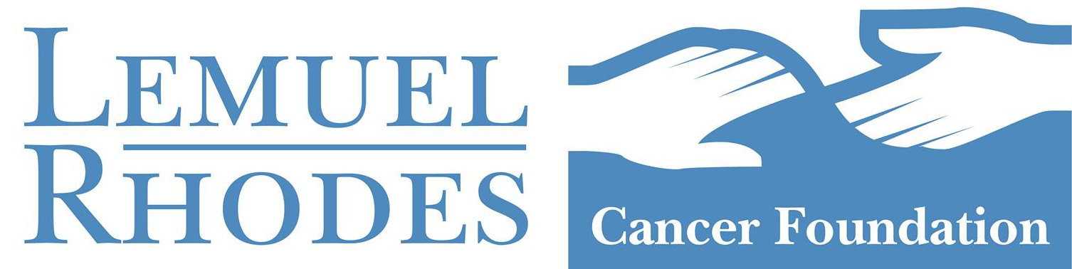 Lemuel Rhodes Cancer Foundation Logo